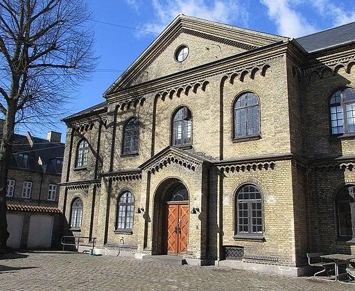 I bygningskulturens hus bor organisationer tilknyttet Realdania